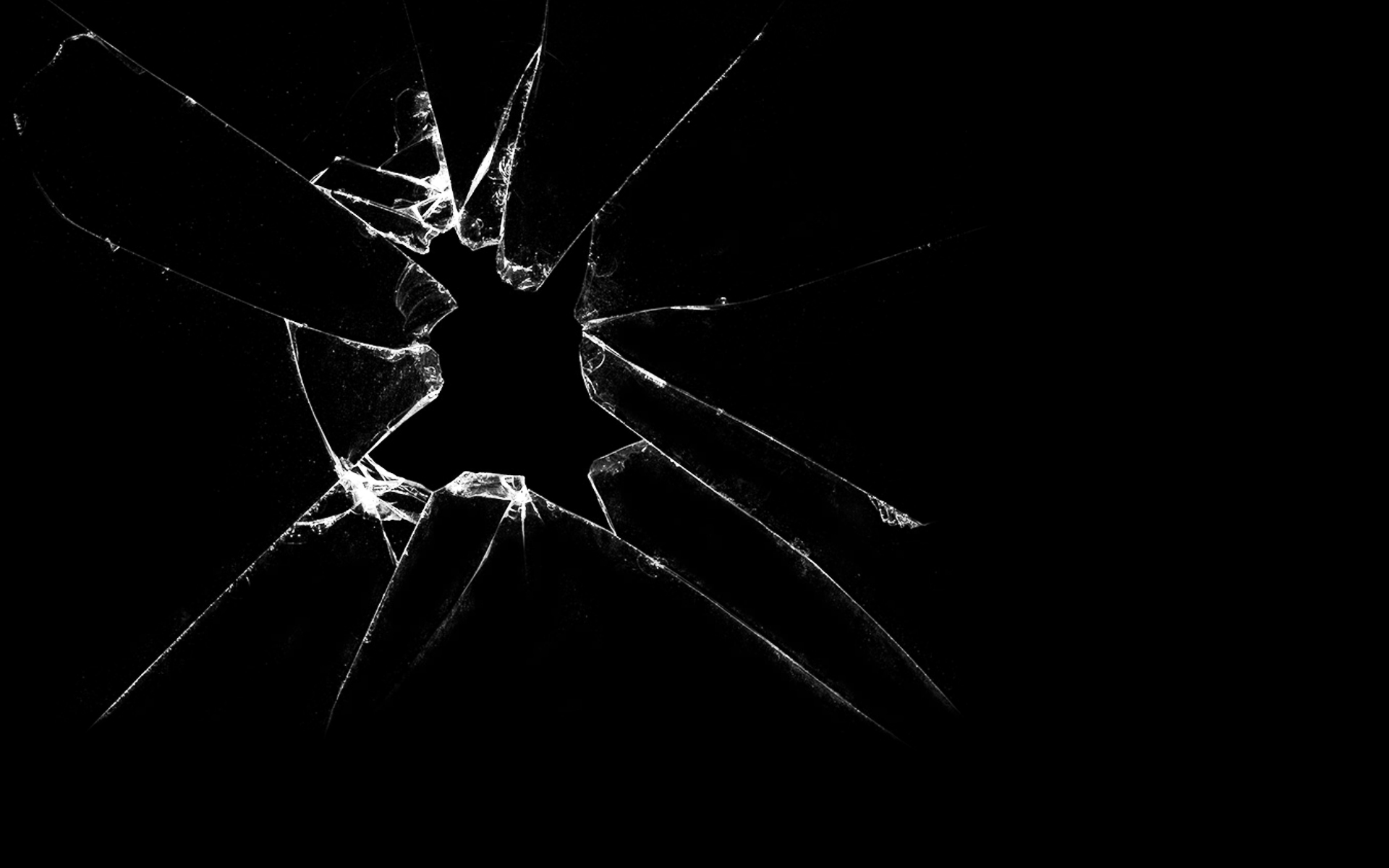 Broken screen wallpaper - 281089